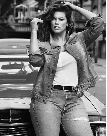 Foto hot di Ashley Graham