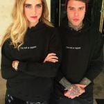 Chiara Ferragni e il cantante Fedez
