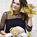 Laura Chiatti e il colore dei capelli