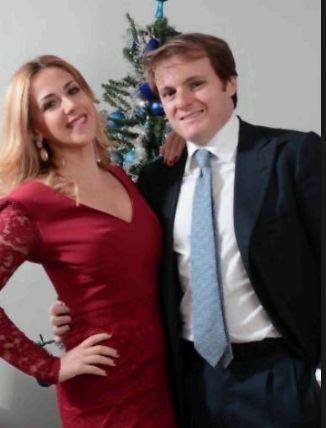 Lisa Marzoli e il marito Francesco Borrelli presto genitori.