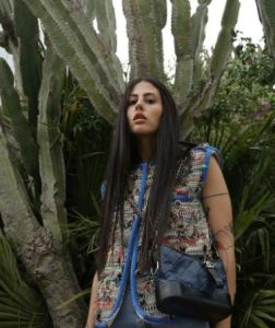 Foto della fashion blogger Gilda Ambrosio