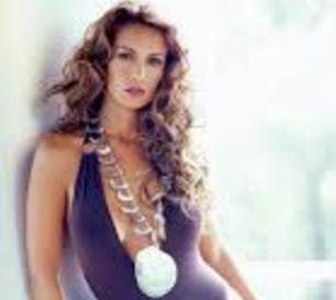 Foto Anette Michel attrice e modella messicana