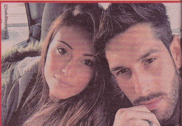 Irene Casartelli racconta del suo fidanzato Francesco Aquillanti