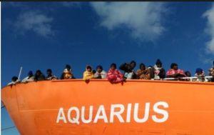 La nave Acquarius