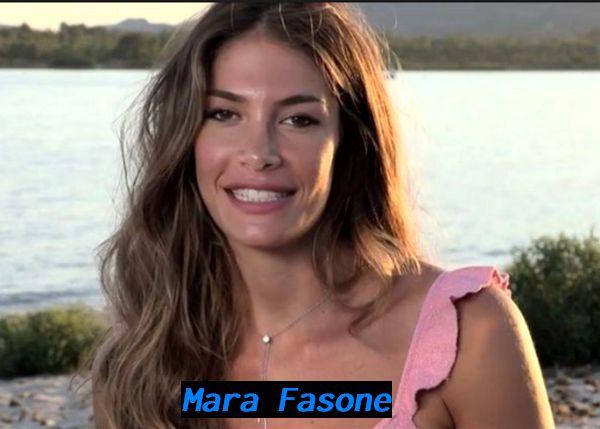 Mara Fasone svela a Teresa Langella la falsità di Andrea…
