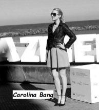 Attrice Carolina Bang