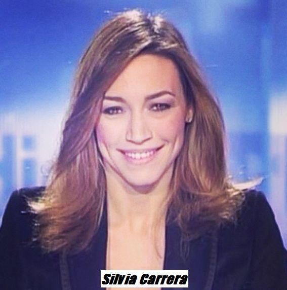 Silvia Carrera Giornalista Studio Aperto