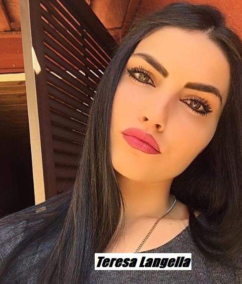 Teresa Langella parla dell'ex velino di Striscia la Notizia Pierpaolo Petrlli al Grande Fratello VIP con Elisabetta Gregoraci