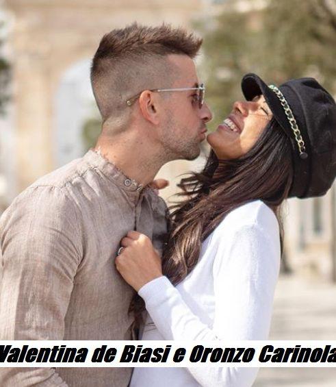 Valentina de Biasi e Oronzo Carinola dopo un anno da Temptation Island hanno preso la grande decisione dii convolare a giuste nozze