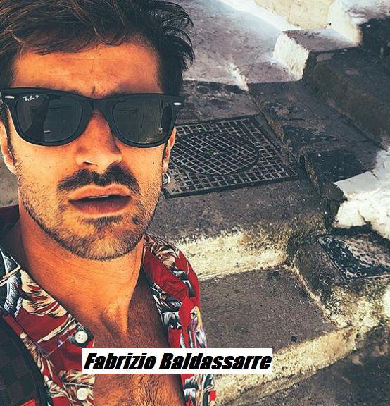 Foto di Fabrizio Baldassarre nuovo corteggiatore di Angela Nasti