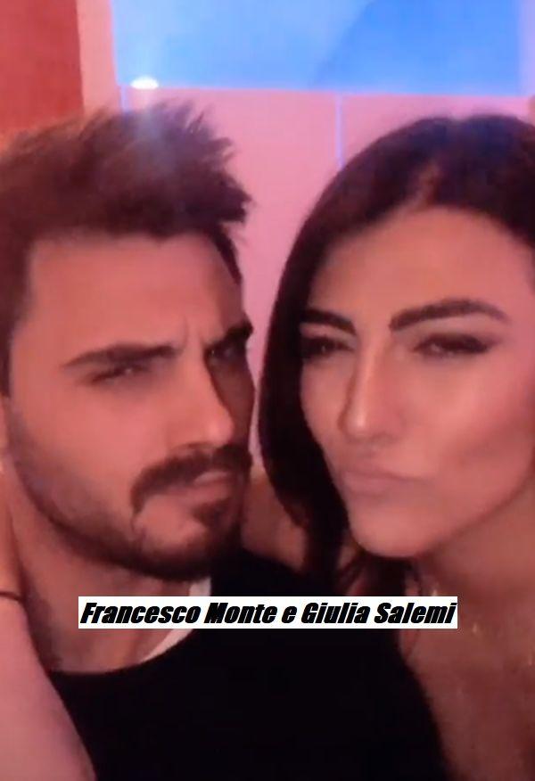 Francesco Monte e Giulia Salemi si sono lasciati e i loro fans ci sono rimasti davvero molto male.