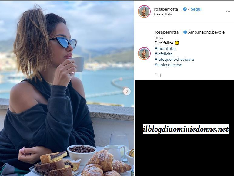 Rosa Perrotta ex tronista del programma Uomini e donne di Maria de Filippi è stata criticata sul web perchè secondo le hater è troppo ingrassata nonostante abbia un fisico perfeetto.