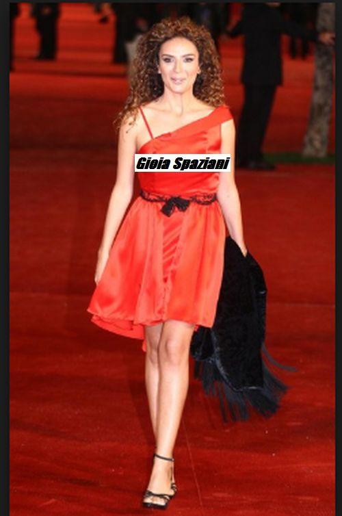 Mostra di  Venezia attrice italiana