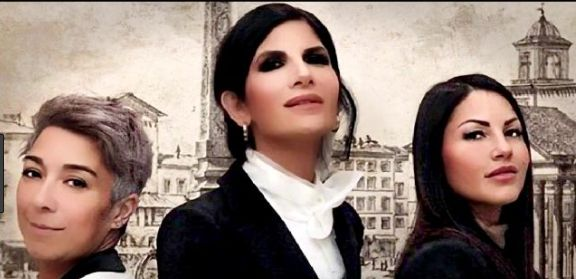 Pamela Prati protagonista del caso...