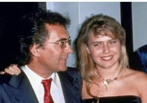 Albano Carrisi con la figlia Ylenia