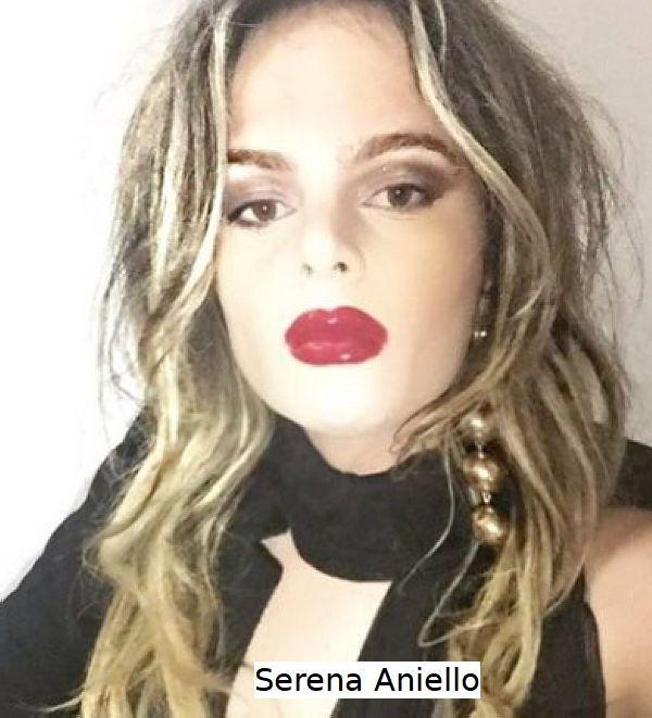 Foto tronista Transgender di Maria de Filippi