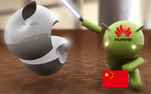 Apple VS Chinese Smartphone