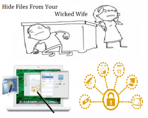 Hide Your Files