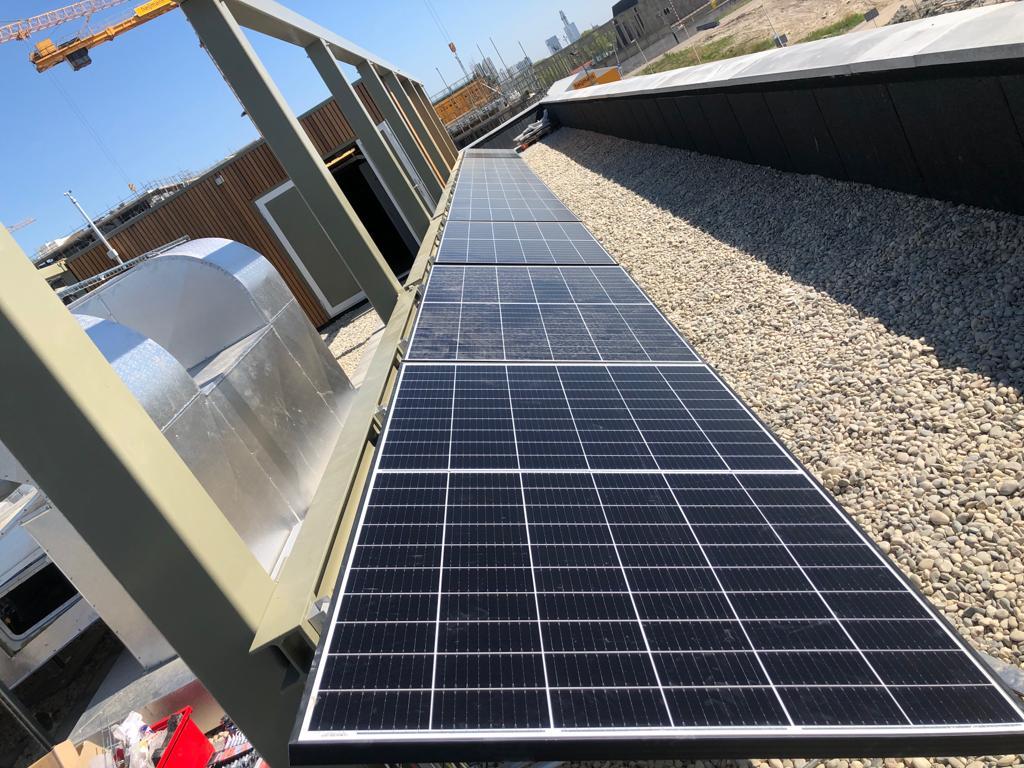 NewSolar Platdak oplossingen voor zonnepanelen