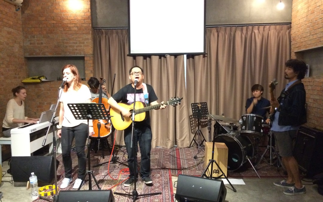 Worship on 28 Feb. 2016