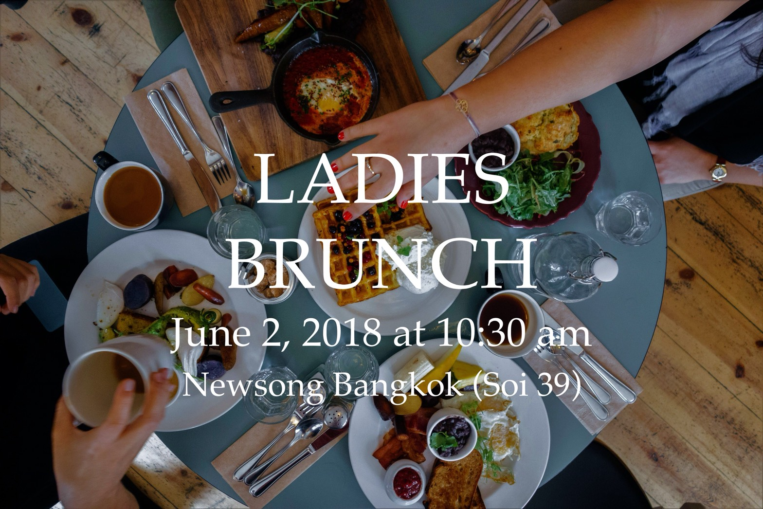 newsongbangkok brunch lady