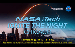Event Thu 11/14: NASA iTech Ignite the Night CHICAGO