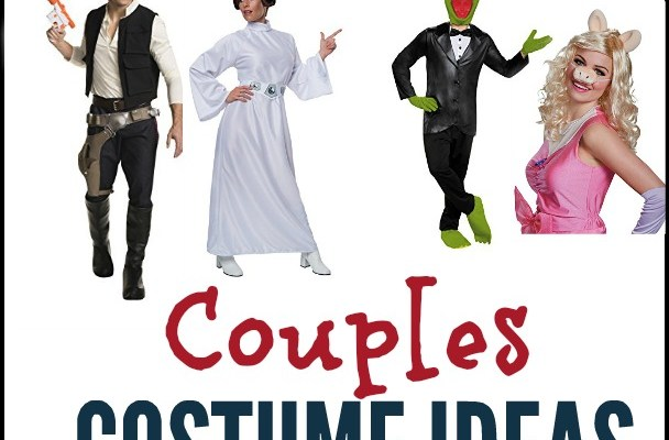 50+ Fun Couple Costume Ideas for Halloween
