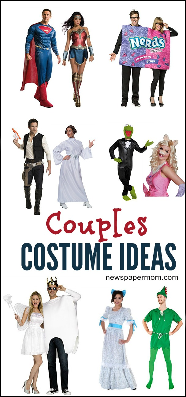50+ Couples Costume Ideas