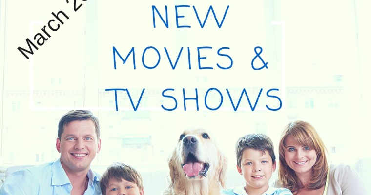 What's New on VidAngel? New Movies and TV Shows for March 2016!