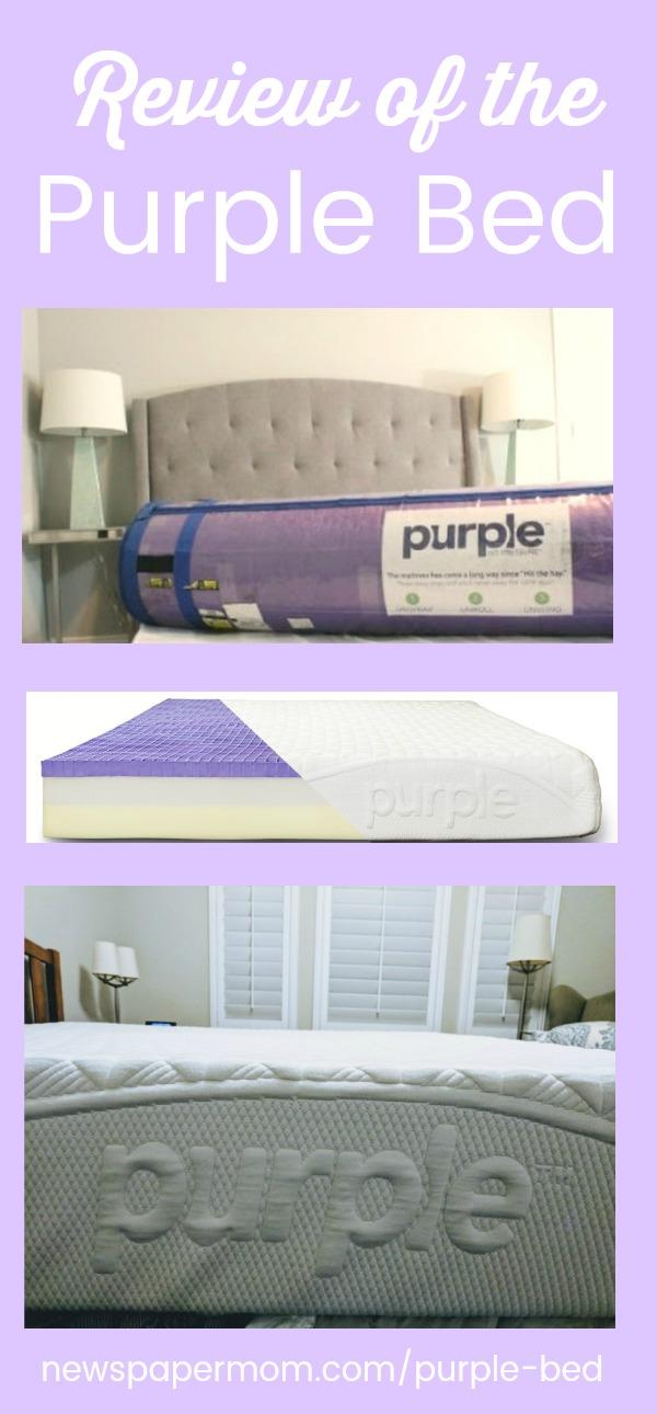Review of Purple bed