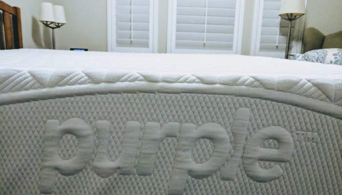 Purple Bed Review and What You Need with your Purple Mattress