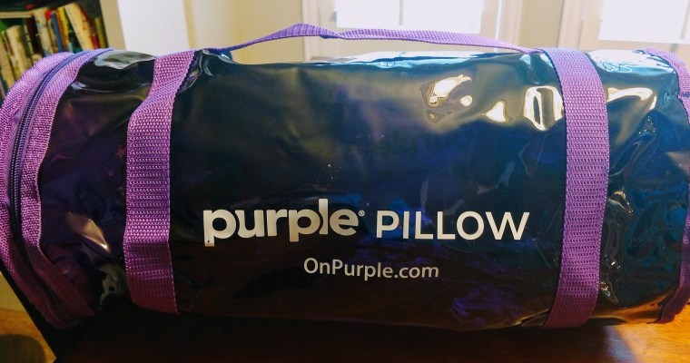 We Tried Purple Pillows, Here's What we Think