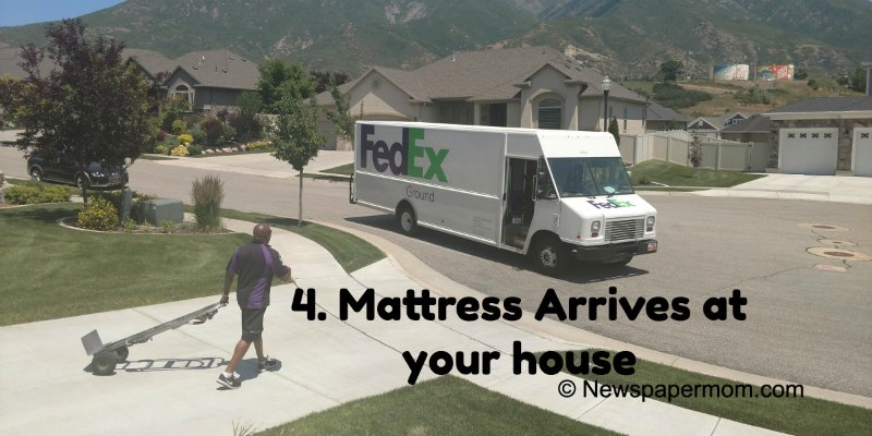 Voila mattress delivery