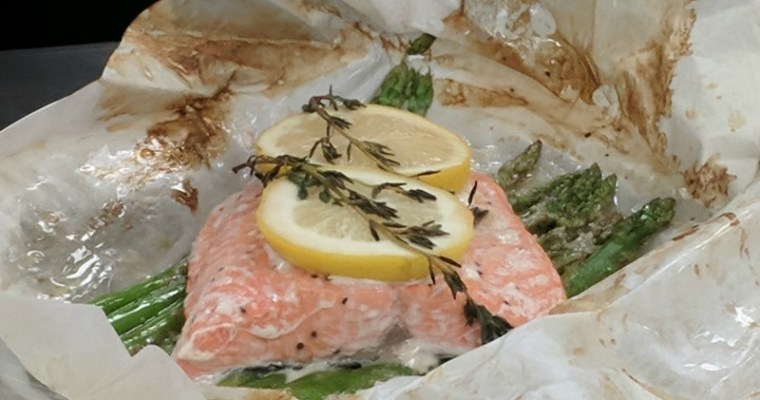 Salmon in the Oven – Easy, Delicious, Fast