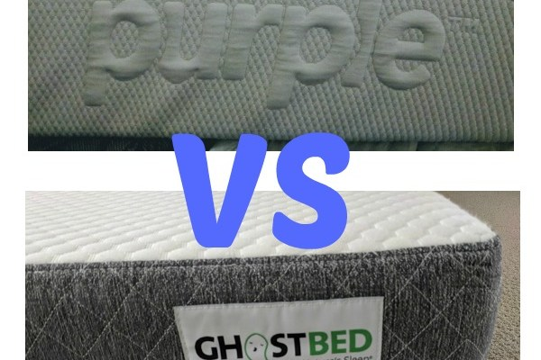Ghostbed vs Purple – and the Mattress Winner Is…