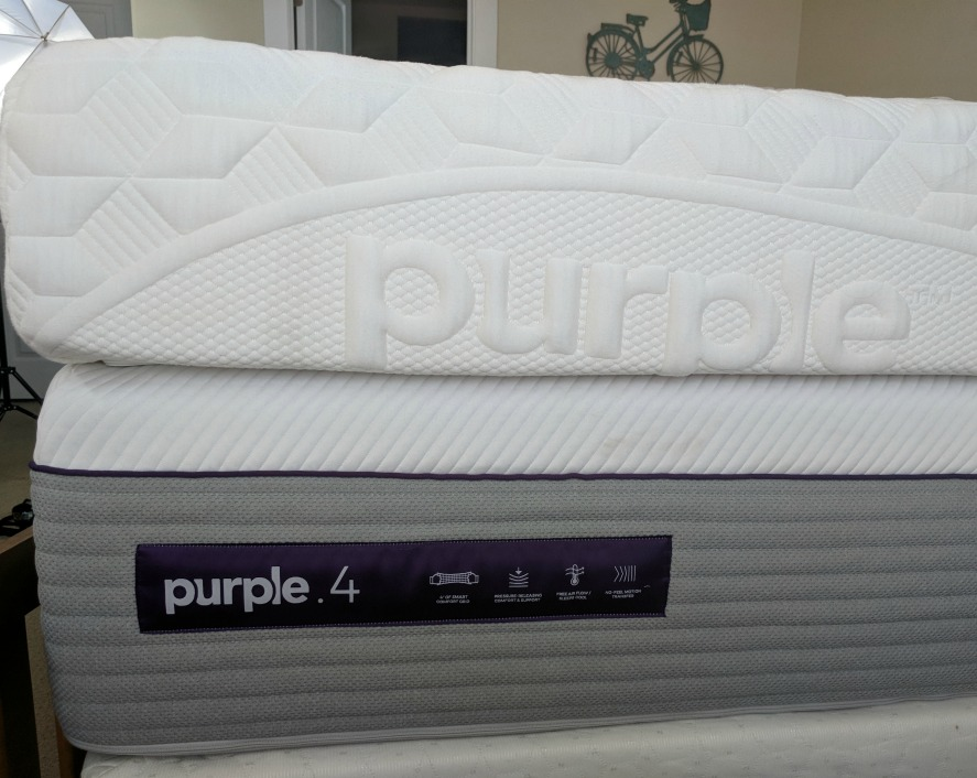 New Purple 4 Mattress Review 9 Reasons It S Our Top Choice