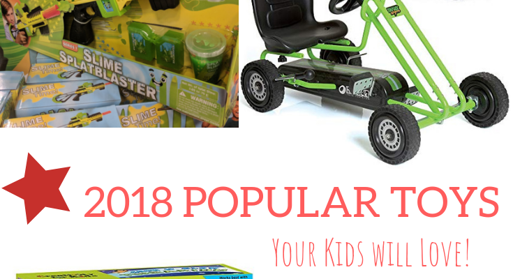Popular Toys for 2018 – 9 Fun Christmas Gift Ideas
