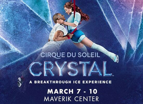 Cirque Du Soleil On Ice,  Skates into Utah