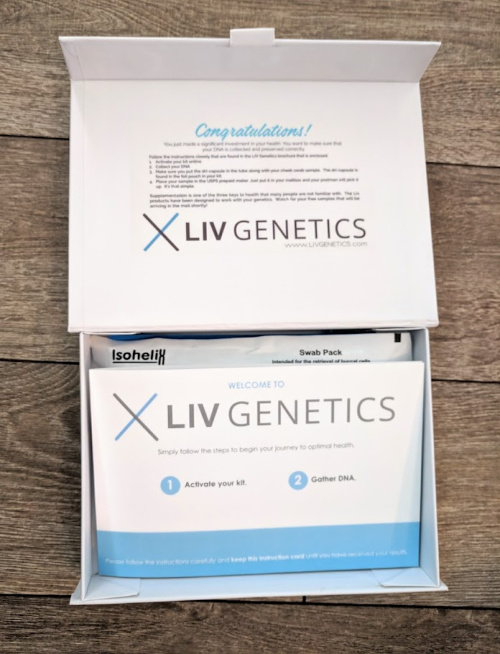 genetics weight loss test