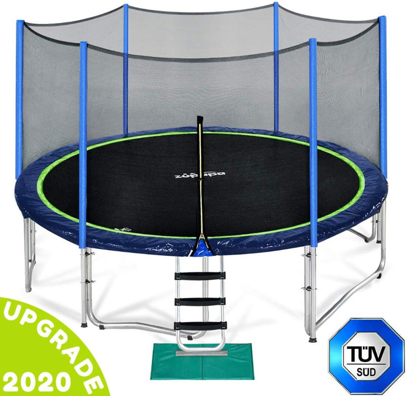 Zupapa trampoline fake on Amazon