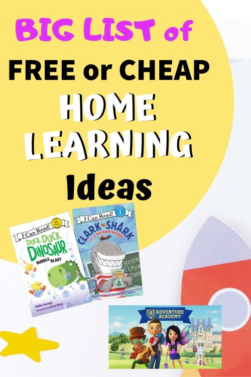 FREE or cheap learning resources