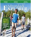 Adirondack Explorer in new york