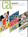 commarts Magazine in California