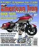 American Iron Magazine in Connecticut