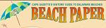 BEACH PAPER in Delaware