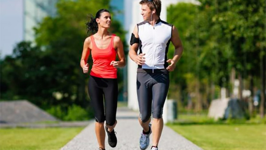 Outdoor exercise classes are also profitable as a business
