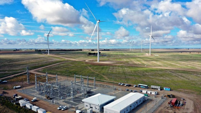 Wind turbines can be installed in different remote locations