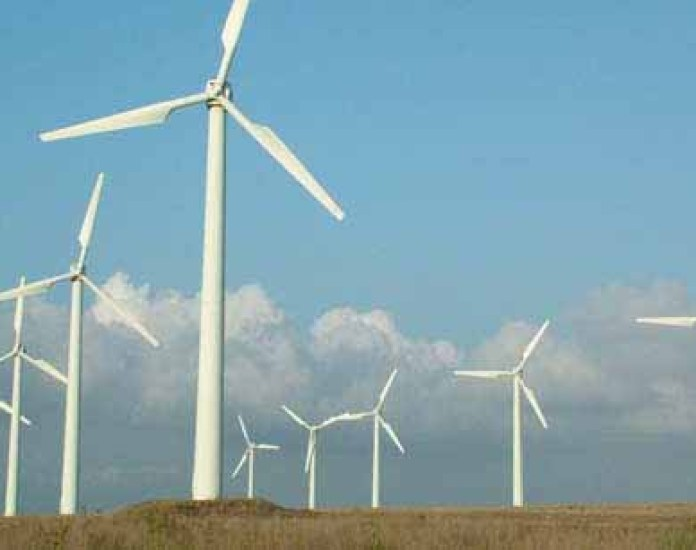 Wind farms have some disadvantages