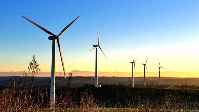 Renewable energies, where wind power stands out, are increasingly imposed with an eye on environmental care
