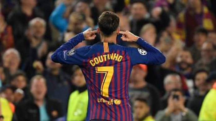 (AFP) Coutinho had a run-in with the fans in Barcelona last season